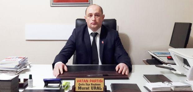 VATAN PARTİSİ EŞREF BİTLİS'İ ANDI