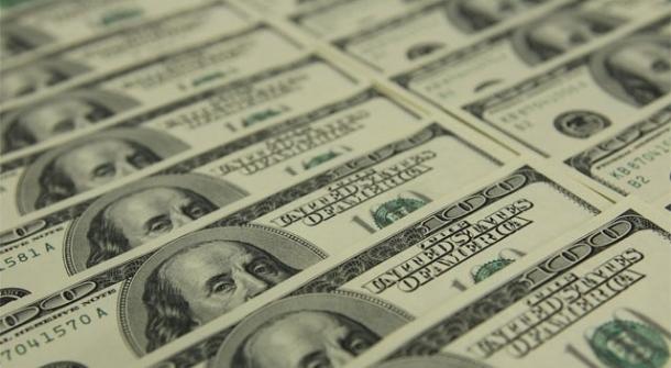 Dolar yeniden 1,96'yı gördü