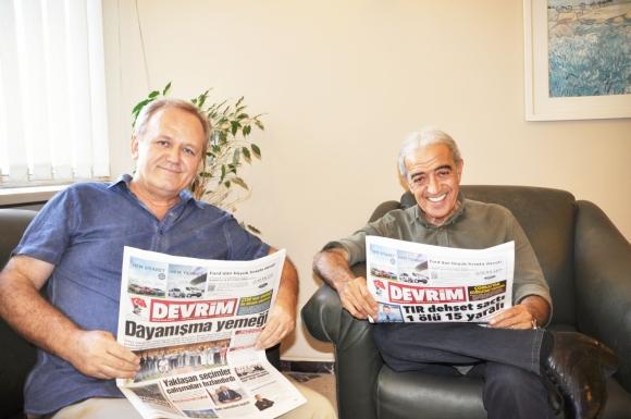 Edip Akbayram ile röportaj