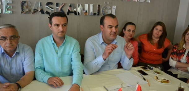 CHP Tekirdağ'da fark atıyor