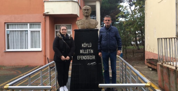 YILLARDAN BERİ TÜRKGÜCÜ MAHALLESİ'NDE SU SIKINTISI VAR