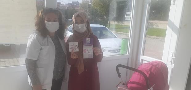 """"""" MEME KANSERİNE DUR DEYİN! """""""