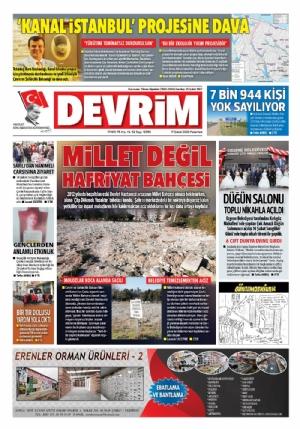 Günlük Devrim Gazetesi